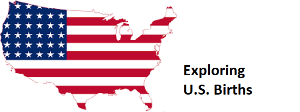 Exploring U.S. Births Cover Image